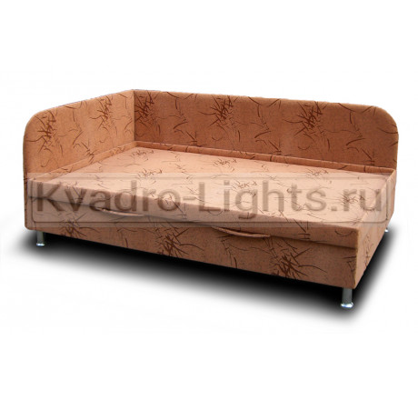Тахта-кровать Бриз без матраса ДС
