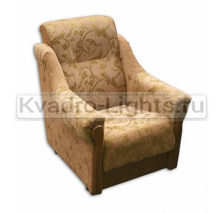 Кресло Аркадий шинилл цветок
